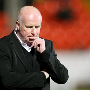 Peter Houston leaves Dundee United