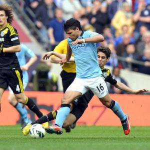 Aguero escaping punishment no surprise for Man City