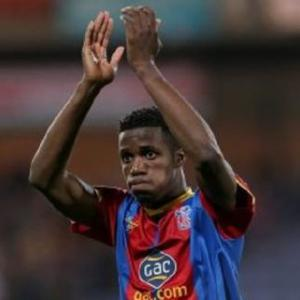 Mission accomplished for Wilfried Zaha at Crystal Palace: what a way to go!