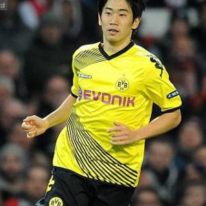 Player of the day: Shinji Kagawa