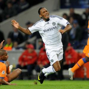 Elevenses - Unbreakable Drogba Won't Dive For Malaria