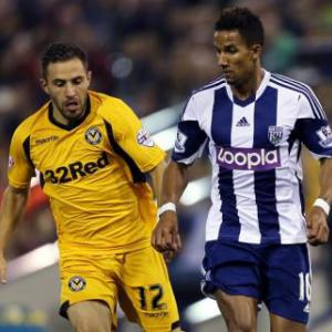 Scott Sinclair fighting for West Brom chance