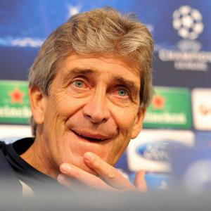 Guardiola a fan of Pellegrini