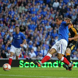 Rangers 5-1 Elgin: Match Report