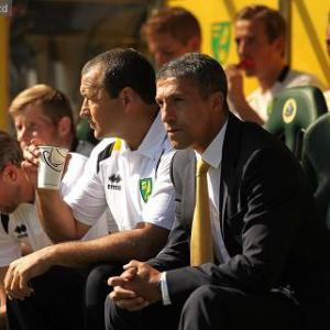 Hughton impressed by Norwich effort