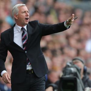 Pardew aims to make statement