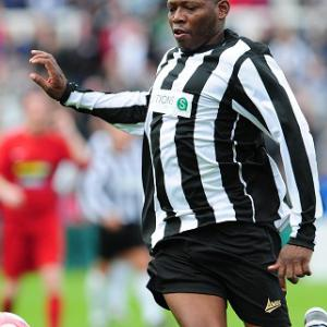 Asprilla in talks over return to Newcastle