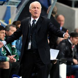Trapattoni determind to take strongest stars for New York trip