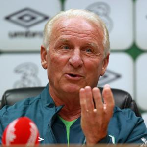 Holland hails departing Trapattoni