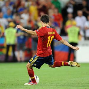 Fabregas revels in Spanish miracle