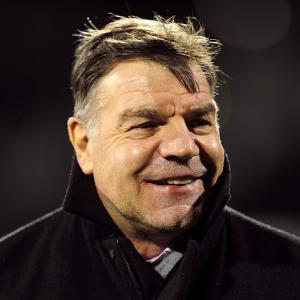 Allardyce acknowledges 'fortunate' win