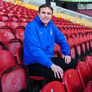 Bardford boss Phil Parkinson fully focused on cup glory