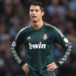 Cristiano Ronaldo: Madrid's team better than United