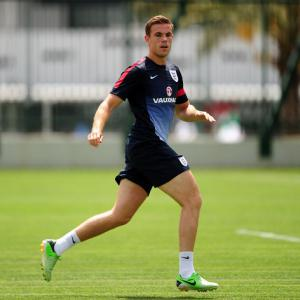 Henderson remaining positive