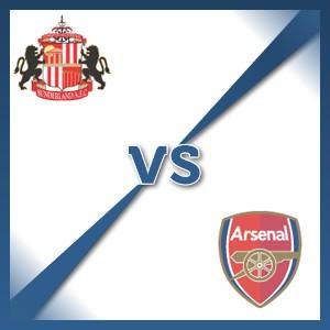 Arsenal away at Sunderland - Follow LIVE text commentary