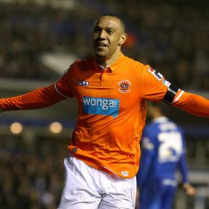 Leicester 1-0 Blackpool: Report