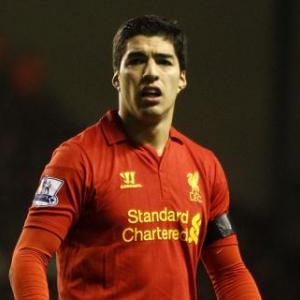 Rodgers blast for Suarez