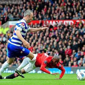 Man Utd 2-0 QPR: Match Report