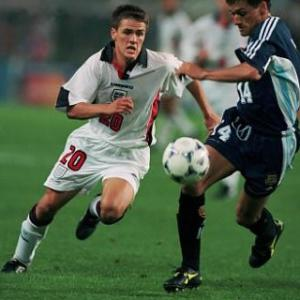 The Ten best England goals of all time: 6 - Michael Owen v Argentina