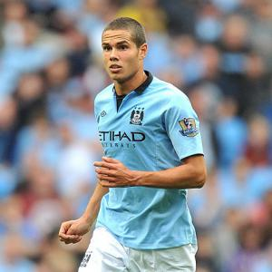Jack Rodwell set for Man City comeback