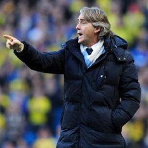 Mancini calls for focus ahead of FA Cup final