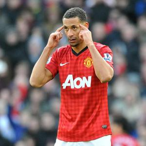 No FA action against Ferdinand