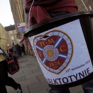 Hearts know they have a long road to financial recovery