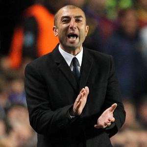 Di Matteo: final is about the team