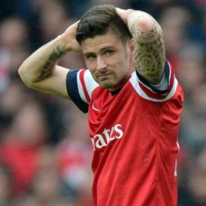 Giroud suspension upheld