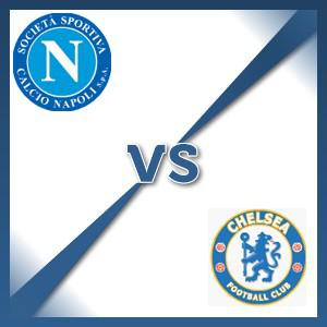 Chelsea away at Napoli - Follow LIVE text commentary