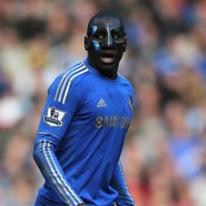Chelsea forward Demba Ba says, 'Now is the time to face City'