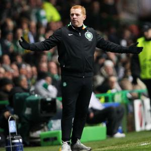 Celtic boss Neil Lennon furious after Juventus defeat