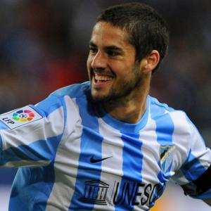 Chelsea Look To Beat Manchester City To Malaga Midfielder