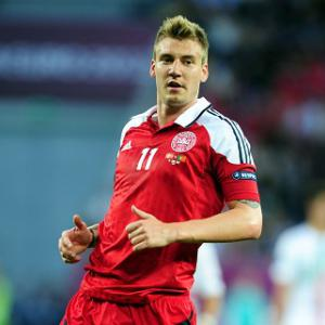 Juve confirm Bendtner loan deal