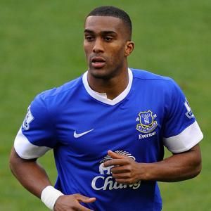 Distin enjoying life at Goodison Park