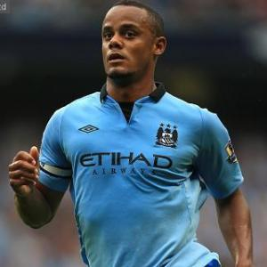 City have got team spirit - Kompany