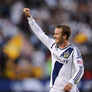 Beckham passes medical at PSG