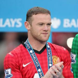 Fergie confirms Rooney wants out