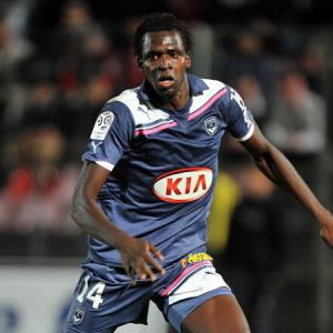 Diabate double puts Bordeaux top