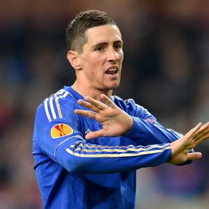 Benitez backs Torres to lead Blues