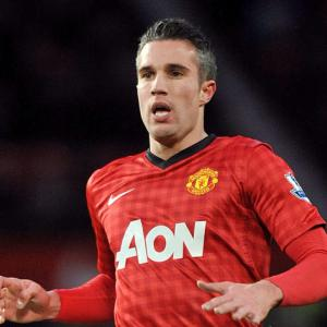 Van Persie: United could be my last club