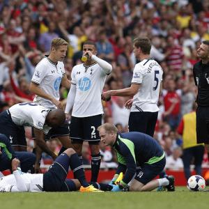 Capoue injury boost for Spurs