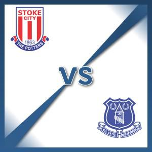 Everton away at Stoke City - Follow LIVE text commentary