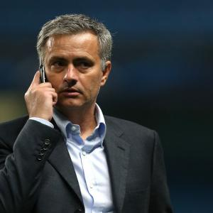 Mourinho relishing Real battle