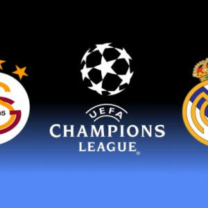 Galatasaray vs Real Madrid: UEFA Champions League Match Preview, Team news and Line-ups