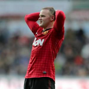 Is Rooney's United Career in doubt?
