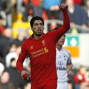 Liverpool not interested in Luis Suarez sale
