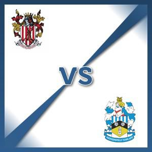 Huddersfield Town away at Stevenage Borough - Follow LIVE text commentary