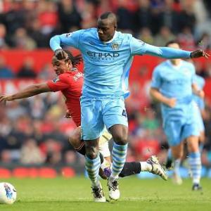 Balotelli revels in derby win