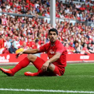 Suarez return adds bit to tie